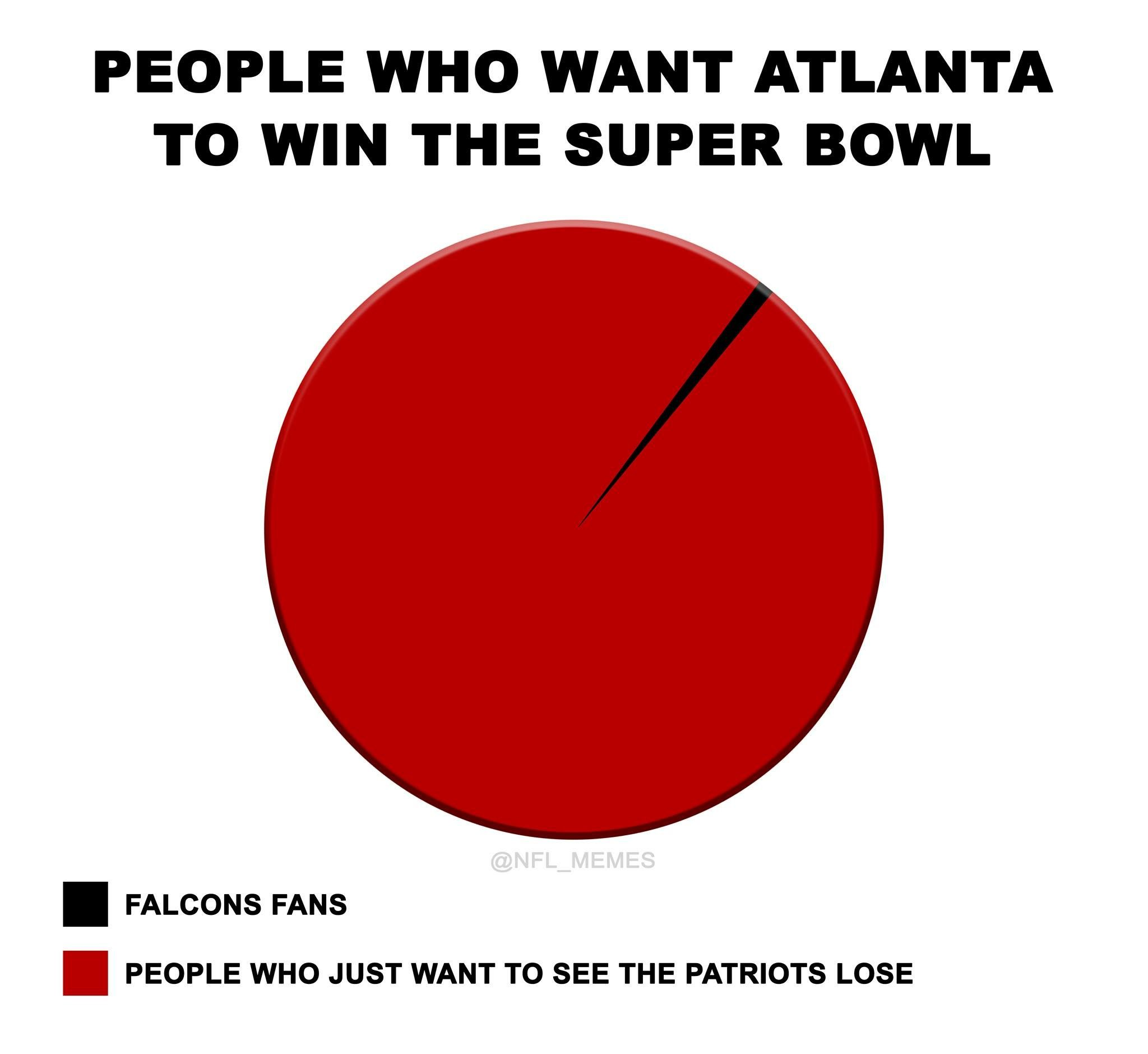 People Who Want Falcons To Win Funny Football Memes Nfl Memes Nfl Memes Funny