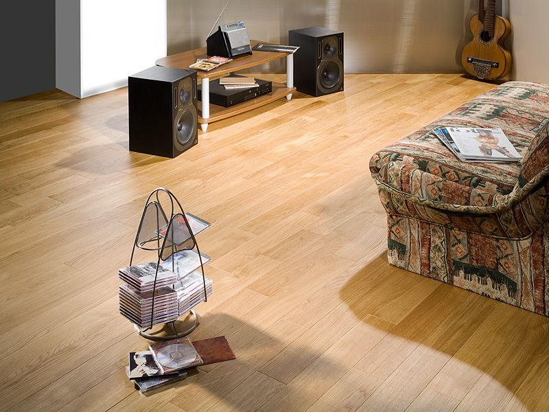 Oak Natural | Brushed and Oiled Flooring | Select & Better