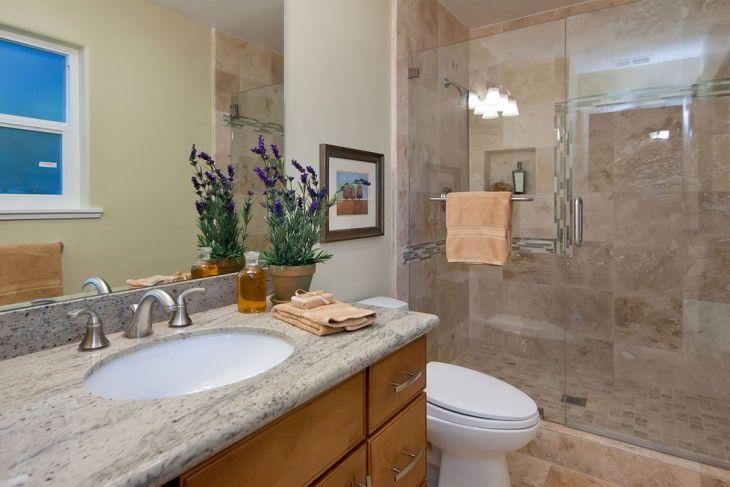 Traditional Small Bathroom Idea Bathroom Remodel Cost Bathrooms Remodel Bathroom Layout
