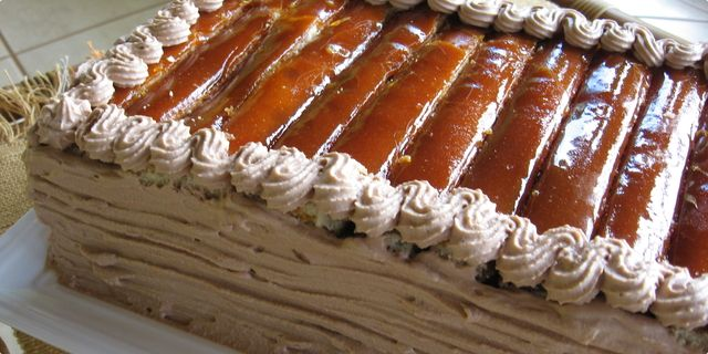 dobos tårta recept