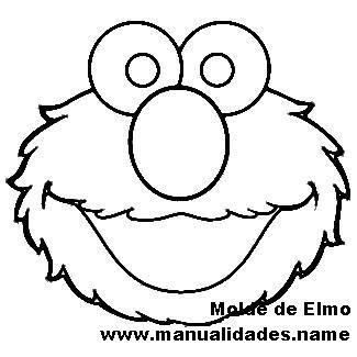 Foro Las Manualidades Indice Elmo And Friends Elmo Birthday Party Sesame Street Birthday Party