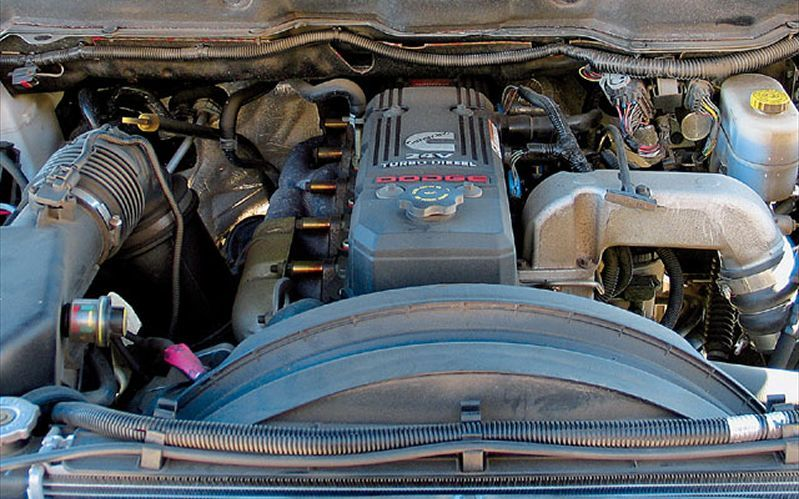 Top 10 Engines Of All Time 7 Cummins 5 9l I6 Turbo Diesel As