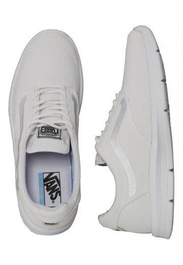 6e31603ada Vans - Iso 1.5 + Mesh True White - Girl Schuhe - Offizieller Streetwear  Online Shop - Impericon.com