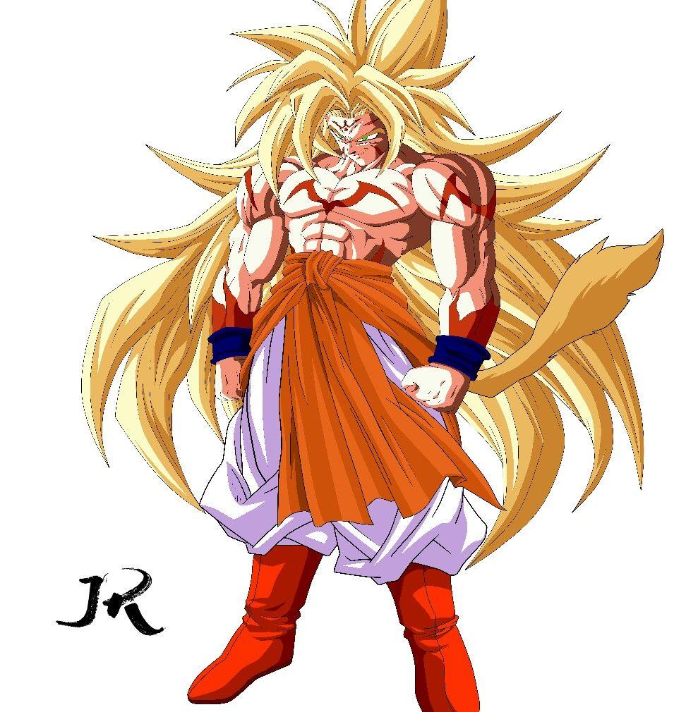 Black Goku Ssgss 3 By Narutosonic666 DBZ T Goku