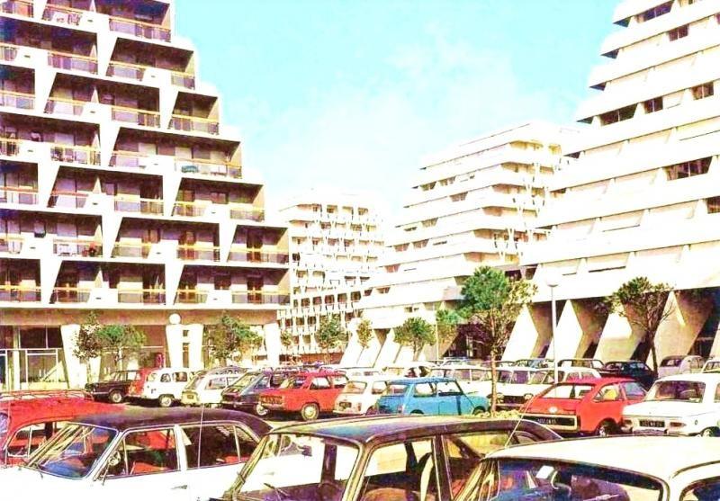 La Grande Motte 1970 S Voitures La Grande Motte Photographie Voiture