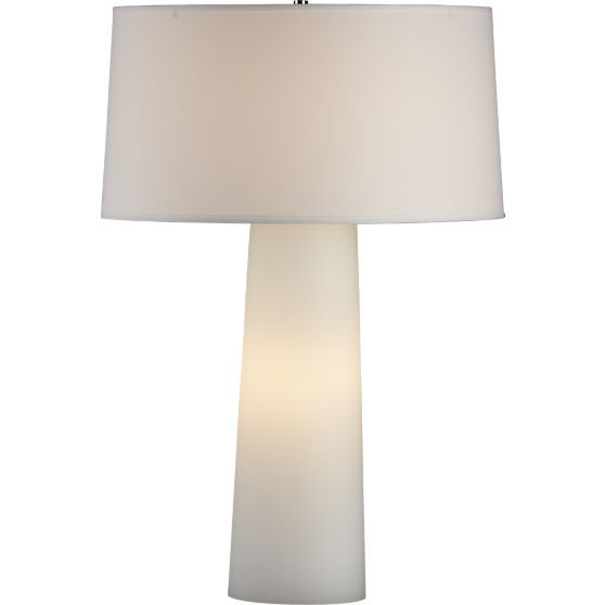 Anni Ii Table Lamp In Table Desk Lamps Crate And Barrel Lamp Table Lamp Glow Lamp