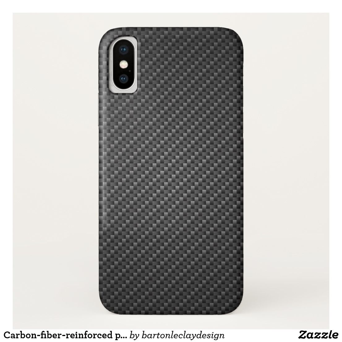 Carbon Fiber Iphone Case >> Carbon Fiber Reinforced Polymer Texture Case Mate Iphone