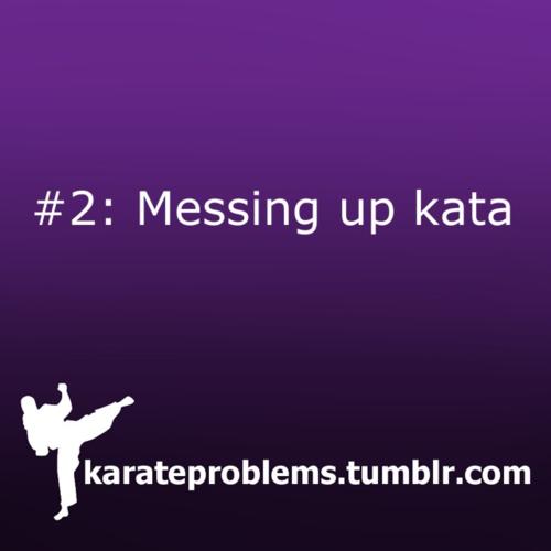 karateproblems