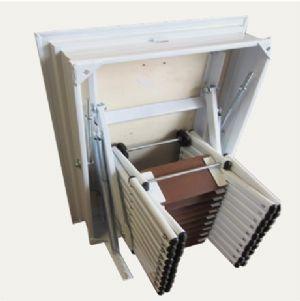 Escaleras plegables y escamoteables para techo escaleras - Escaleras de techo ...