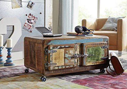 bois massif fer meuble massif verni table basse 90x60 vieux chne fer solide meuble style industriel freezy 20