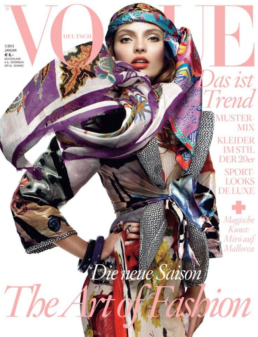 Vogue, 123 anni di storia immortalati in scatti ed illustrazioni uniche. Blog di Moda rende omaggio alla rivista con le 15 cover Vogue più belle di sempre
