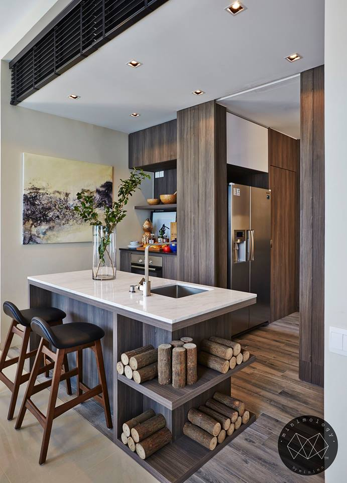 the great divide 8 wet and dry kitchen ideas in singapore in 2020 kitchen design tiny on kitchen ideas singapore id=22837