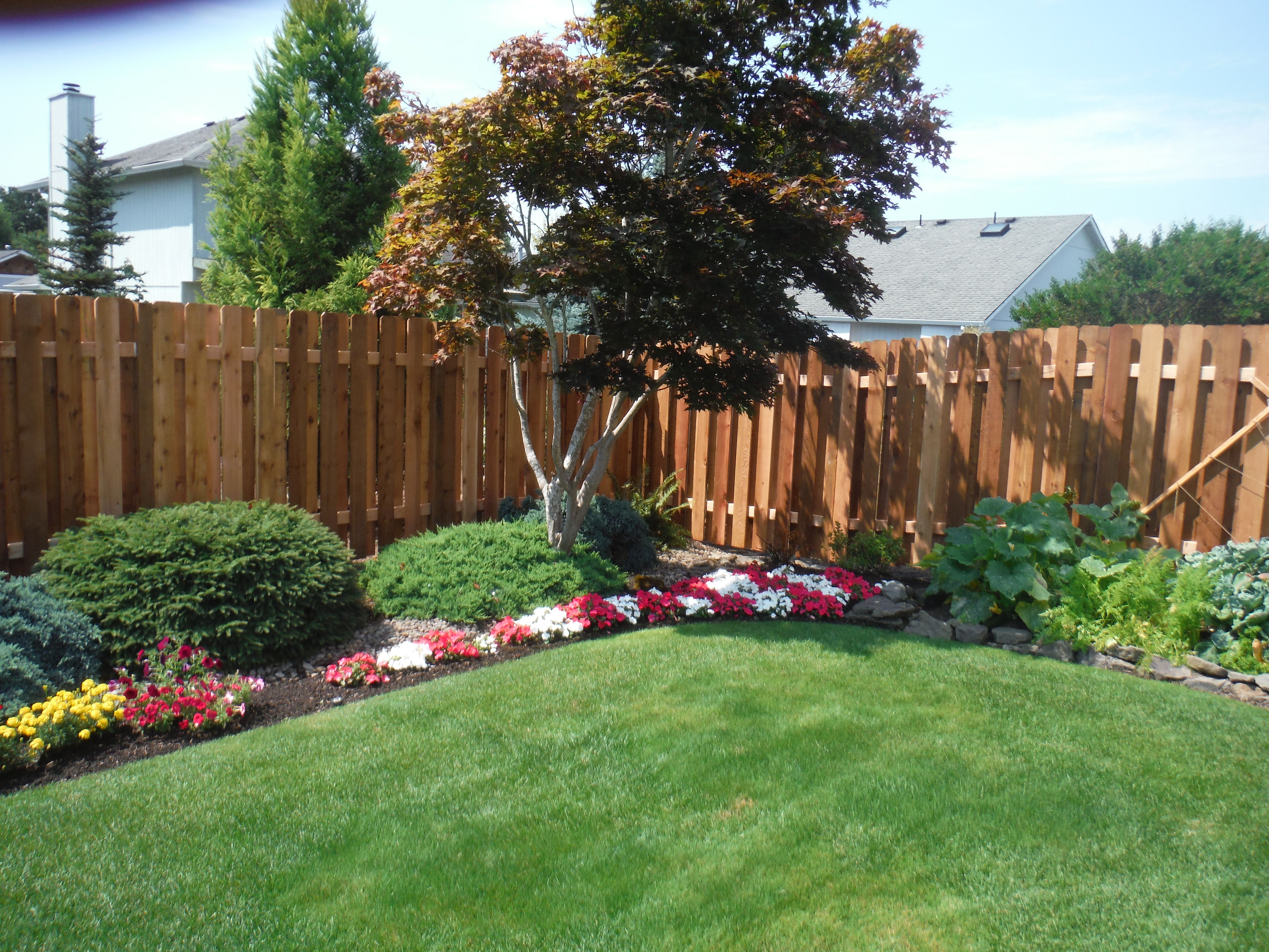 check out this nice wood shadow box fence superior fence did for a