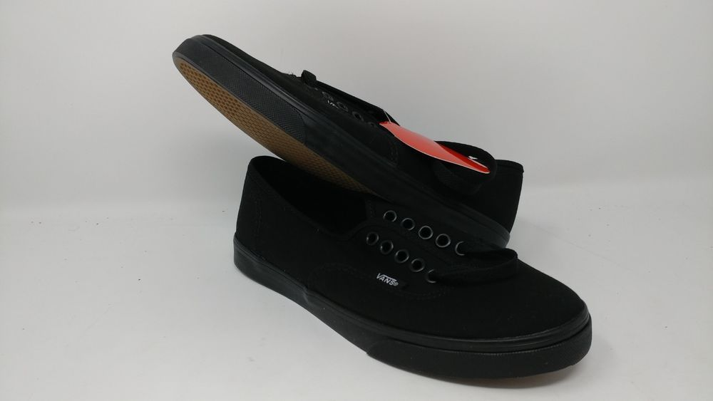 11158d78cc VANS AUTHENTIC LO PRO BLACK BLACK CASUAL ATHLETIC SKATE MEN S SIZE 4.5 NEW  WOB  fashion  clothing  shoes  accessories  mensshoes  athleticshoes (ebay  link)