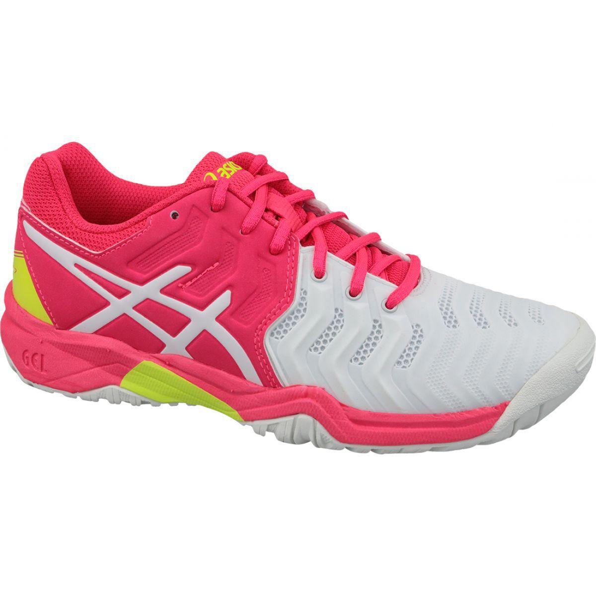 Tenis Ziemny Sport Asics Buty Tenisowe Asics Gel Resolution 7 Gs Jr C700y 116 Asics Shoes Tennis Shoes