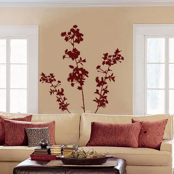 Superieur Red Wall Decor