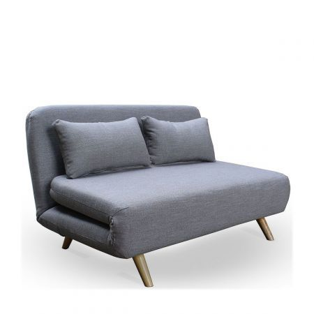Un Joli Canapé Convertible Places Confortable Et Compact Il - Canape convertible tres confortable