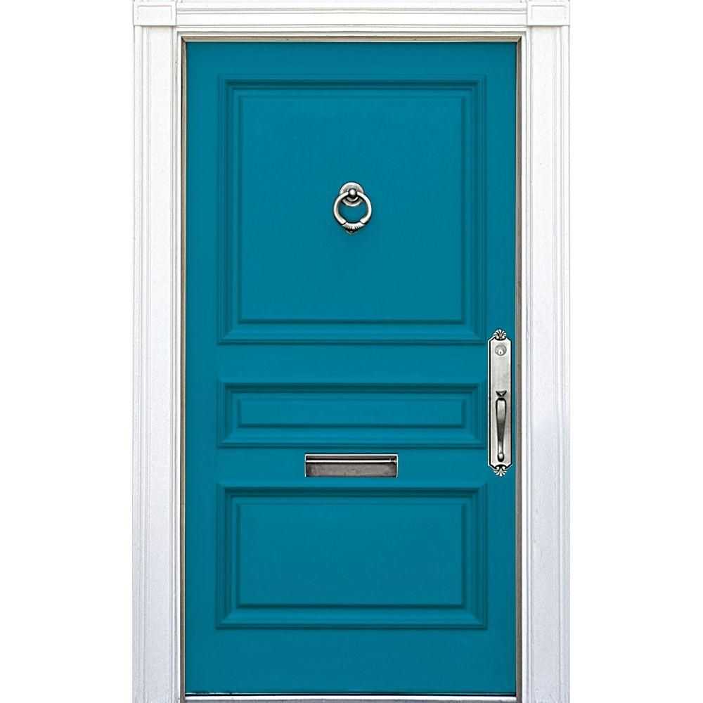 Modern Masters Express Yourself 1-qt. Satin Tranquil Front Door ...