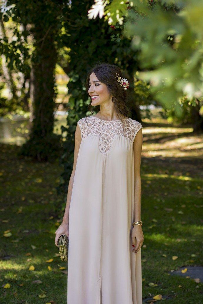 nice Hochzeitsgast: Tunikakleid mit Umhang | Tunika kleid ...