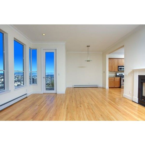 Noe Valley Four-bedroom Offers Breathtaking City Views