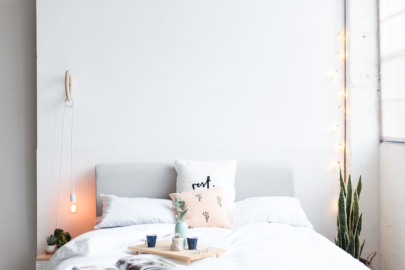 Brighten up your Bedroom Decor with this