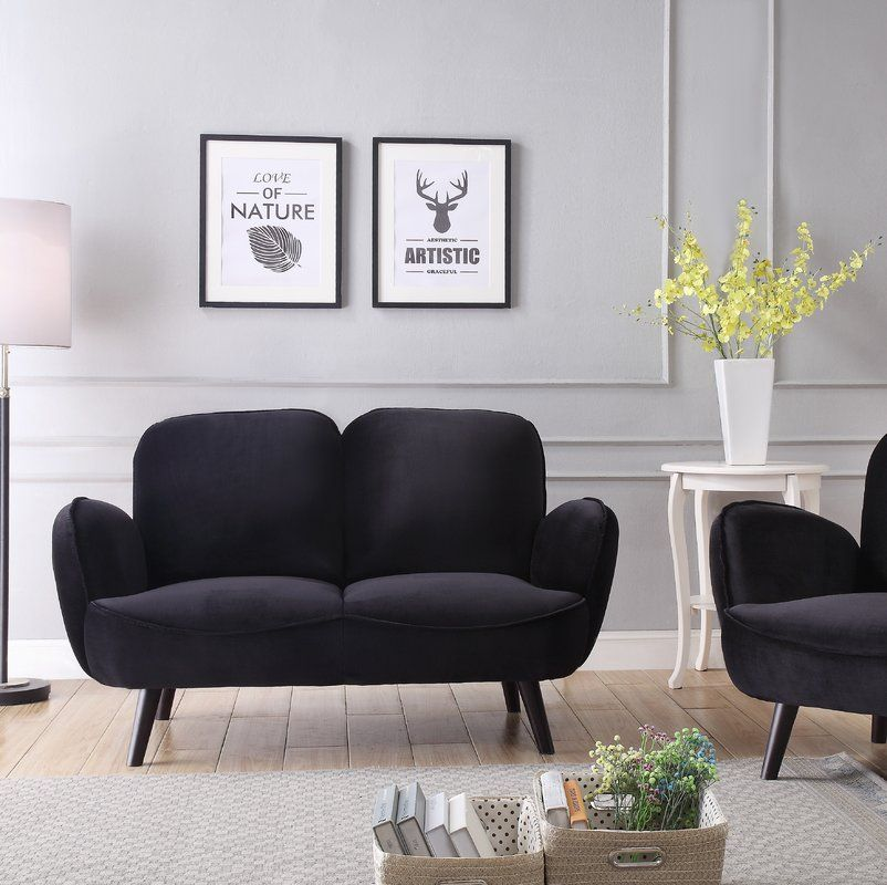 Sofa Ben Atlantic Home Collection Lounge Garnitur Kleines Sofa