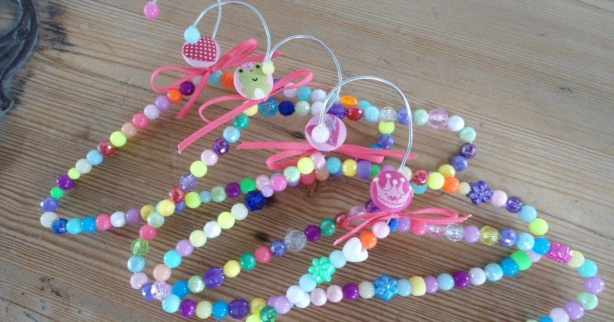 Wow, tænkte jeg, da jeg så de mest fantastiske børnebøjler med perler hos Craft & Creativity   Jeg havde ikke brug for nogle børnebøjle...