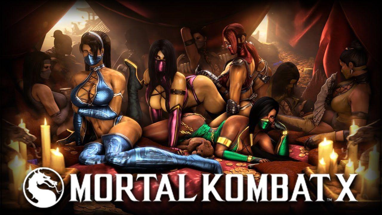Mortal Kombat X Lacking Female Character Youtube Mortal