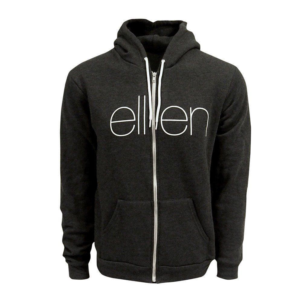 ELLEN- THE CLASSIC HOODIE CHARCOAL
