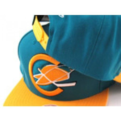 California Golden Seal Mitchell and Ness Snapback Hat Oversized Logo(TEAM  COLORS) cb7fc091eb2