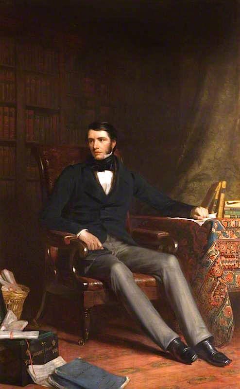 Sir Charles Edward Trevelyan (1850), Eden Upton Eddis