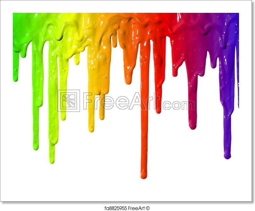 Freeart Fa8825955 Drip Painting Drip Art Dripping Paint Art