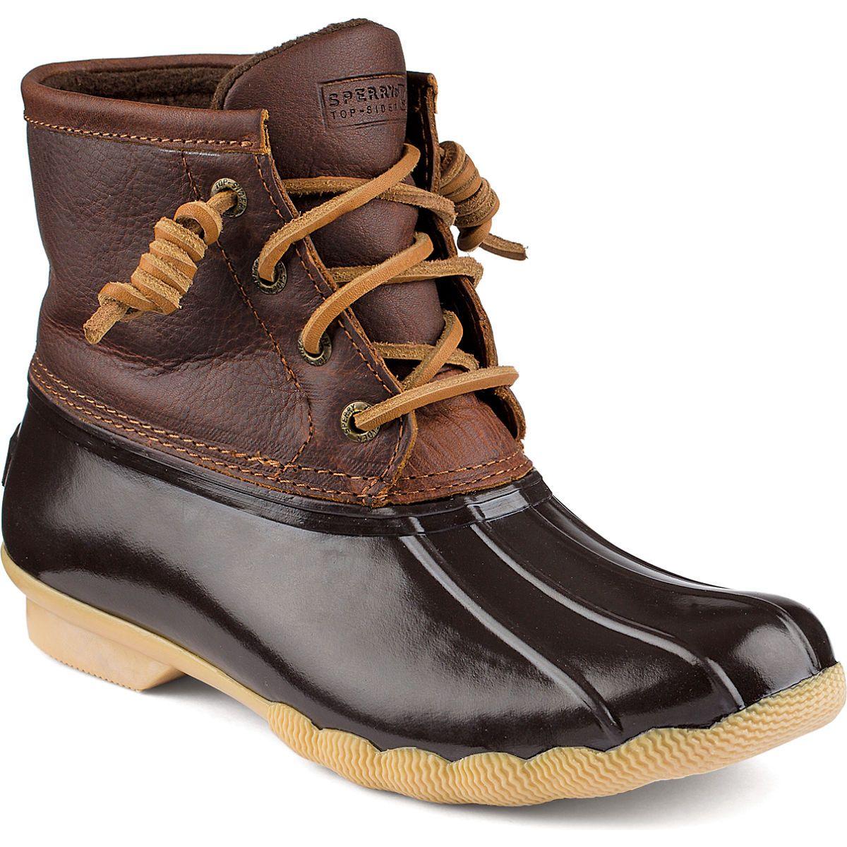 Saltwater Duck Boot   Sperry duck boots
