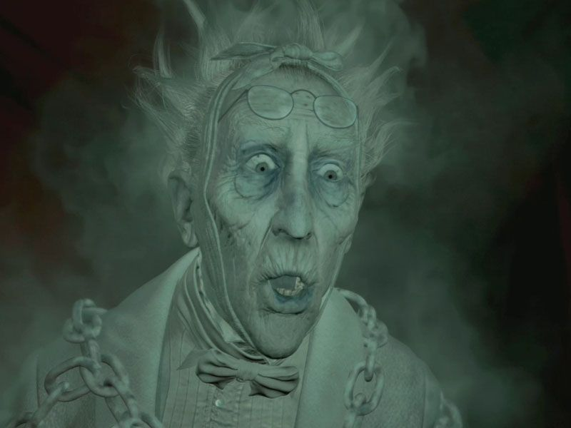 Marley's Ghost | SCROOGE, JACOB MARLEY AND THE SILENT GUIDE. | Pinterest | Jacob marley
