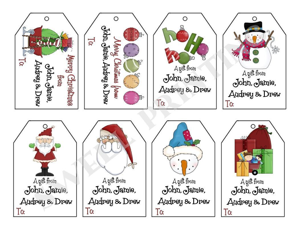 Pin by sue anne shaw on christmas pinterest diy christmas gift 8 best images of free printable gift tags personalized free printable christmas gift tags personalized free printable birthday gift tags and free negle Images