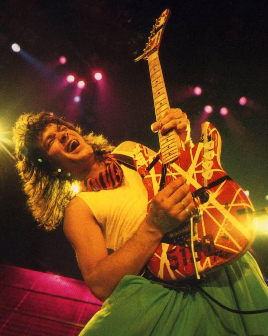 Eddie Van Halen Evh Eddievanhalen Vanhalen Guitarist Marksenger Eddie Van Halen Van Halen Van Halen 5150