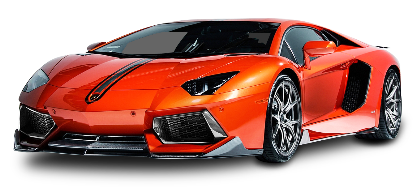 Lamborghini Aventador Coupe Red Car Png Image Red Car Lamborghini Car