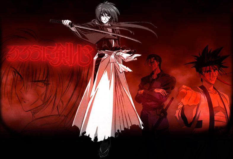 Samurai X Wallpaper Rurouni Kenshin Pinterest Rurouni