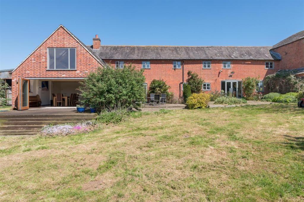 5 Bedroom Barn Conversion For Sale Hinckley Road Ibstock Barn Conversion Farm House For Sale Ibstock