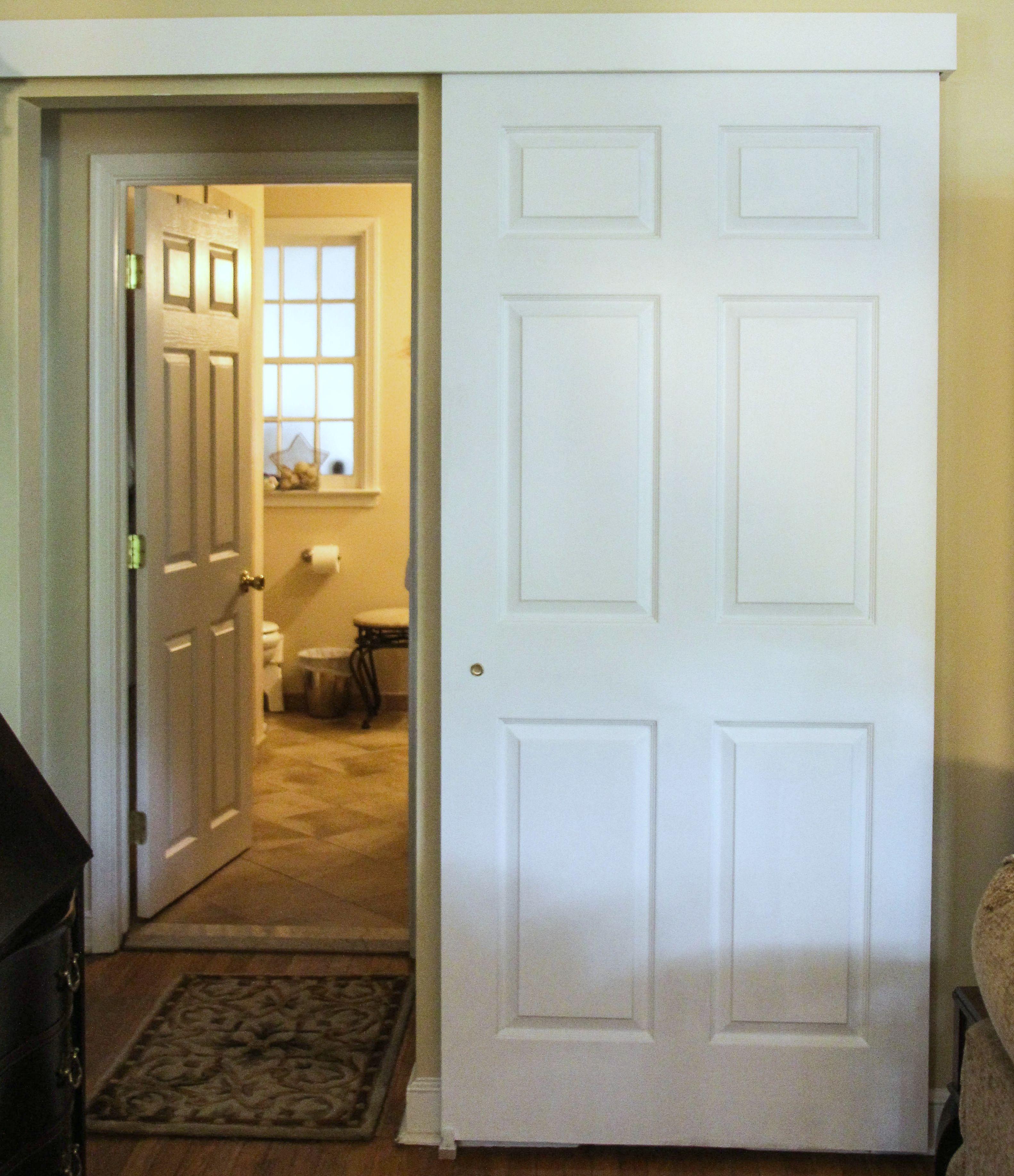 External Pocket Door For The Home Pinterest Pocket