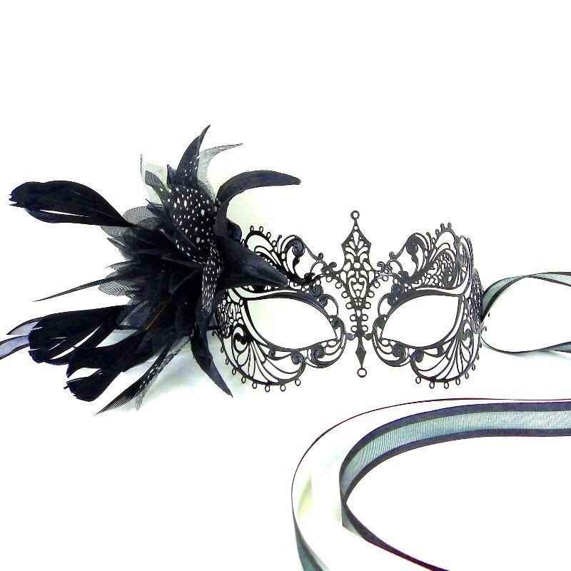 Luxury Embellished Goddess Metal Filigree Venetian Masquerade Mask  Masked Ball Party Prom Mask by SamanthaPeach on Etsy https://www.etsy.com/listing/209613469/luxury-embellished-goddess-metal