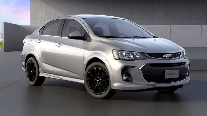 2019 Chevy Sonic Gets 1 4 Liter Turbo Engine On All Trims