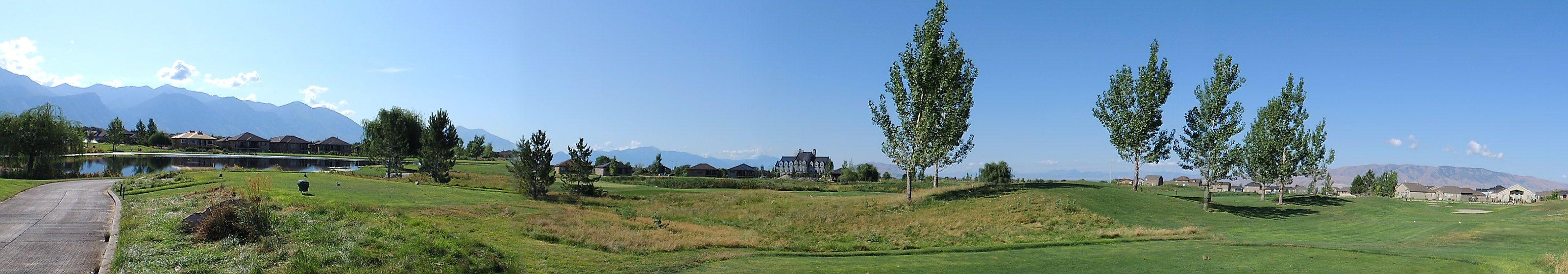 Sleepy Ridge Golf Course, Orem, Utah