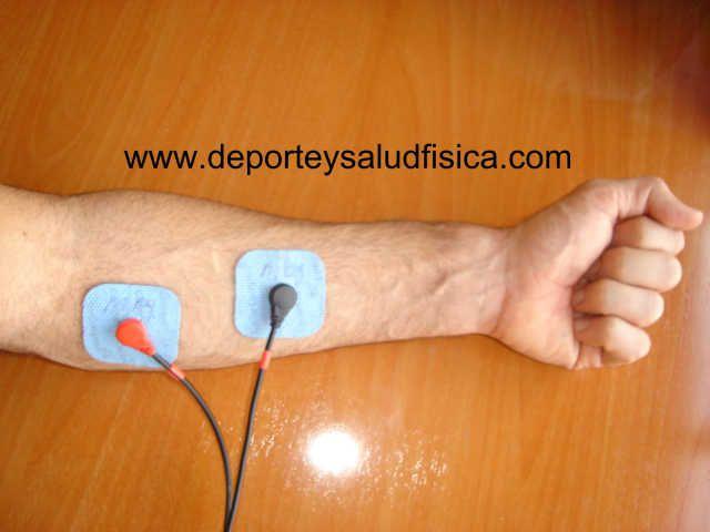como utilizar un electroestimulador