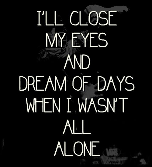 Emo Quotes About Suicide: Sleeping With Sirens Quotes - Google Search