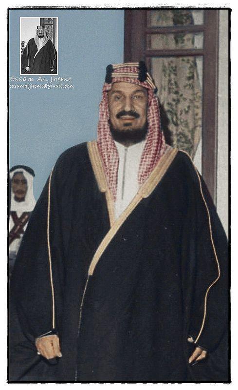 الملك عبدالعزيز بن عبدالرحمن آل سعود Saudi Men Saudi Arabia Culture Egypt History
