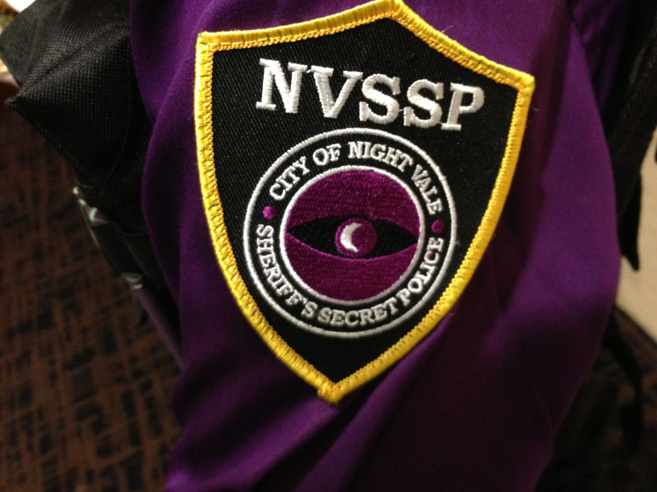 Image result for night vale secret police | embroidery