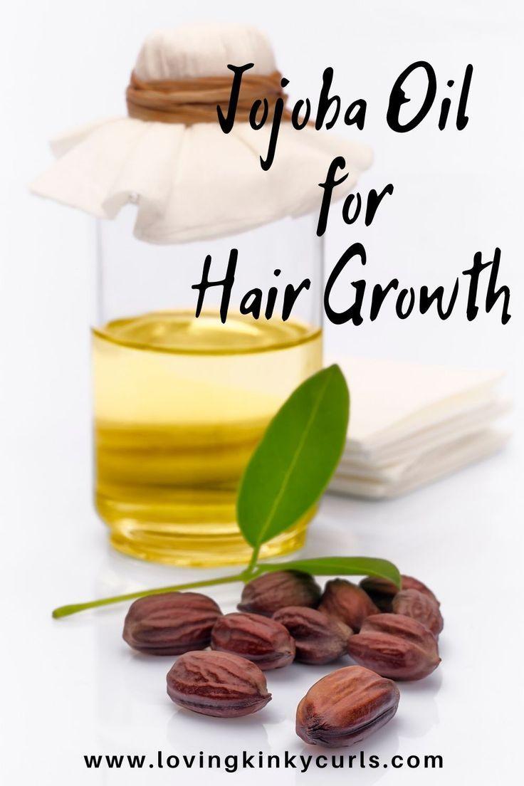 Jojoba Oil for Natural Hair Growth | Loving Kinky Curls