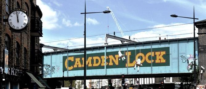 El domingo visita a Candem Town