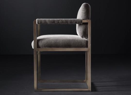 rh modern dining chairs on Restoration Hardware Is Going Modern In A Big Way With Rh Modern Rh Modern Upholstery Fabric For Chairs Restoration Hardware Dining Chairs